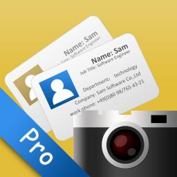Carte De Visite OCR Scanner Pr