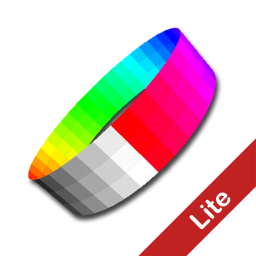 3D Photo Ring Lite - photo browser to organize your pics in a 3D carousel and arrange them by color similarity (color histogram) - iOS Store App Ranking and App Store Stats