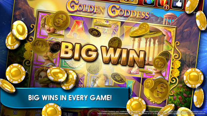 big money slots games
