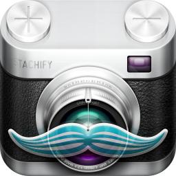 Stachify: The Mustache Camera - iOS Store App Ranking and App Store Stats