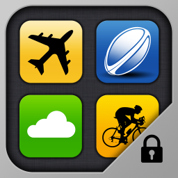 My Secret Folder™ - iOS Store App Ranking and App Store Stats