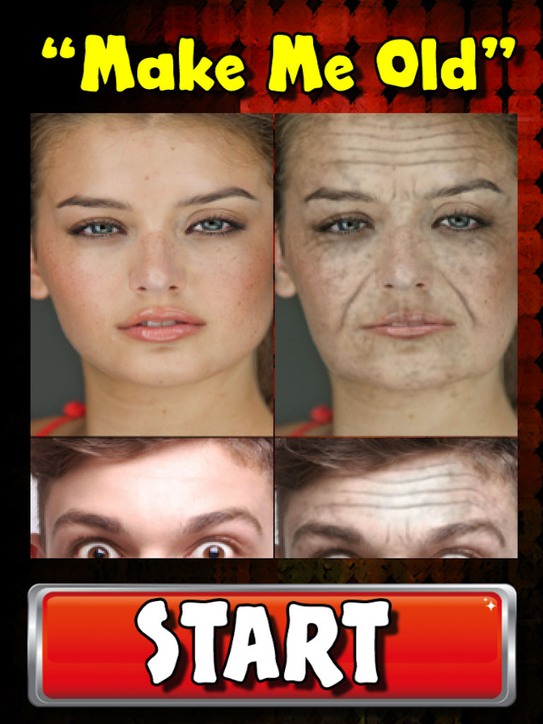 Make Me Old Photo Editing And Effects To Look Older App Ranking
