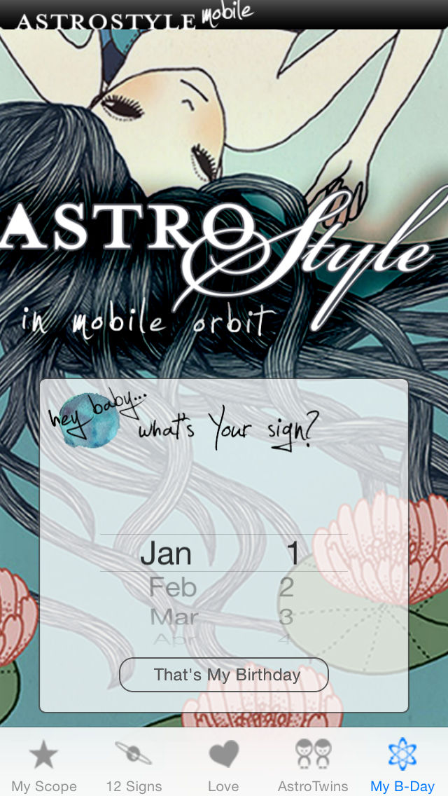 AstroStyle Mobile App Ranking and Store Data | App Annie