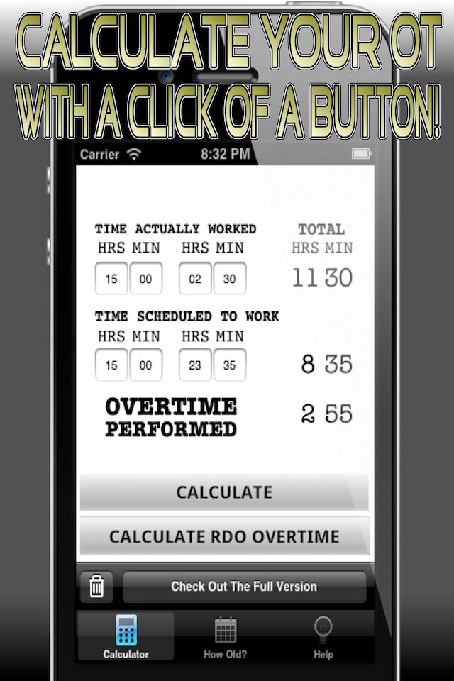 Cop'S Overtime Calculator - Free App Ranking And Store Data | App