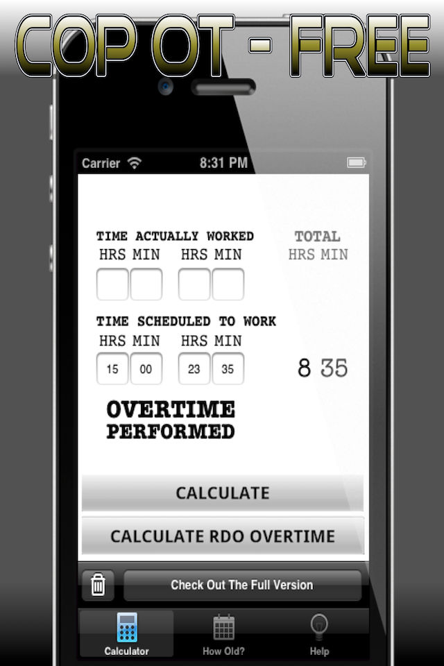 Timesheet Calculators Free Simple Biweekly Time Card Calculator For