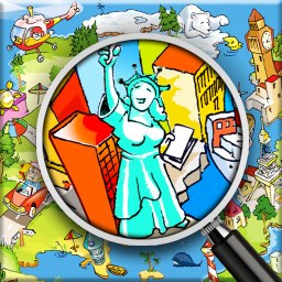 Finding Hidden Objects - for iPad - iOS Store App Ranking and App Store Stats