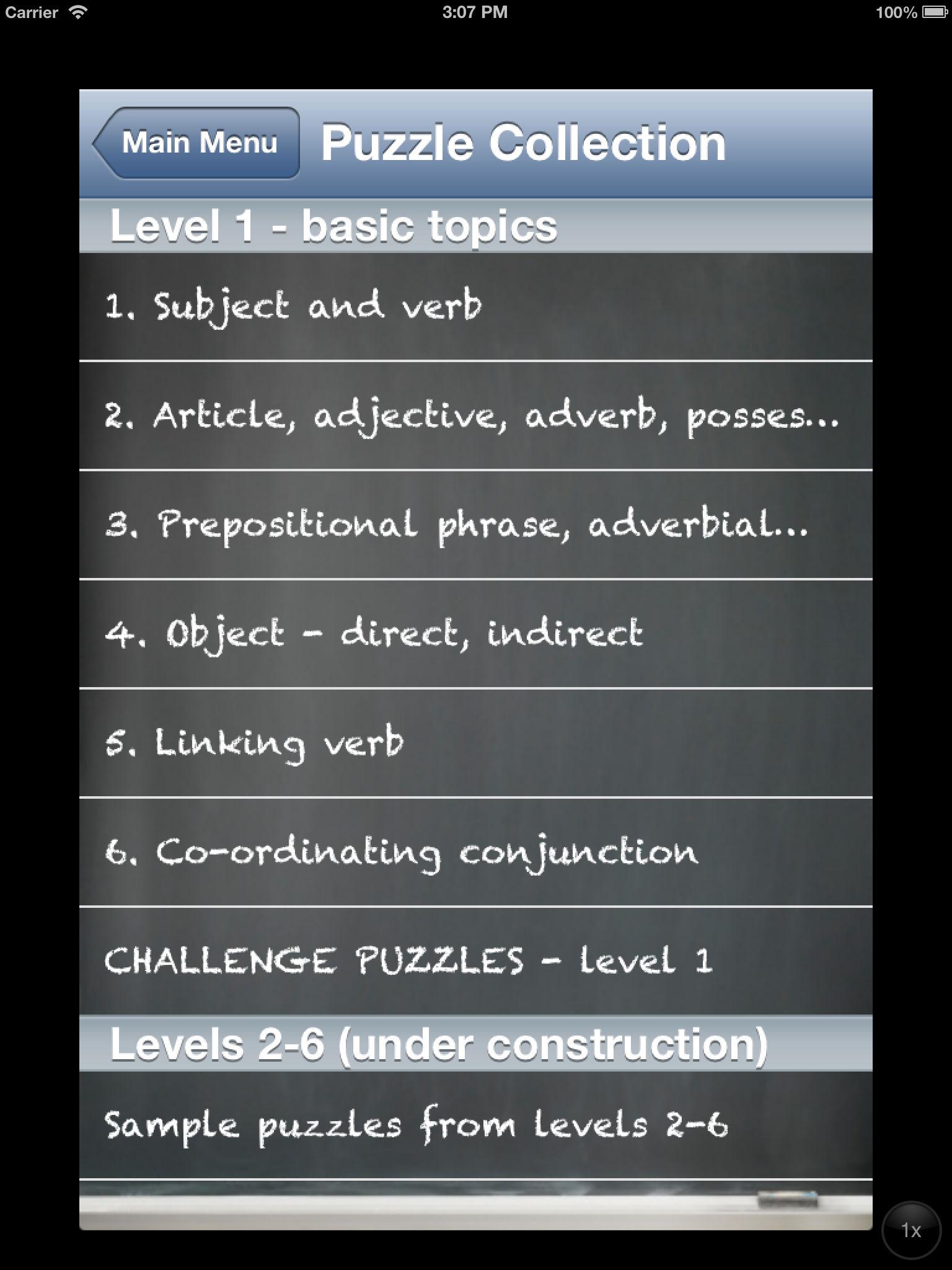 Sengram sentence diagramming app ranking and store data app annie app description ccuart Image collections