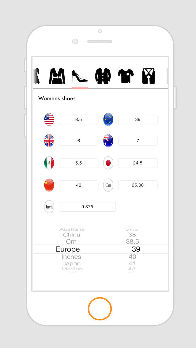 Size Converterfull Ver App Ranking And Store Data App Annie