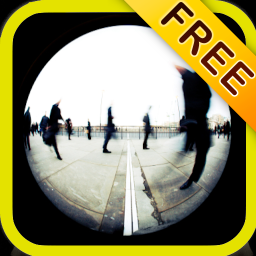 FishEye Camera + FREE - iOS Store App Ranking and App Store Stats