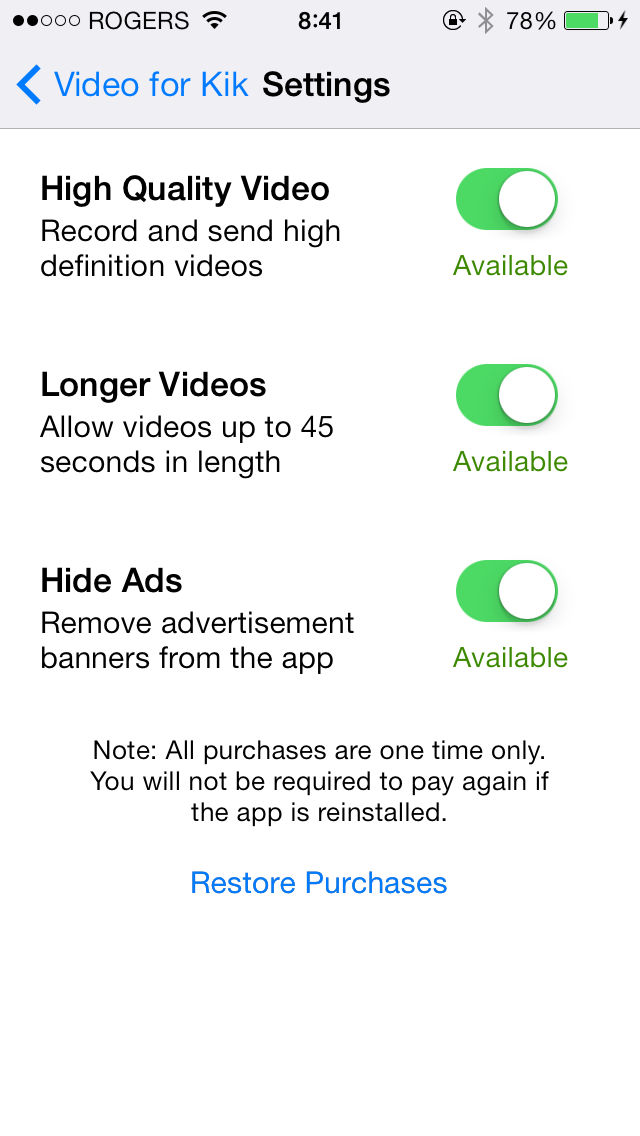 Video for Kik App Ranking and Store Data | App Annie