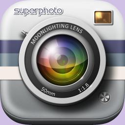 SuperPhoto - Photo Effects & Filters - iOS Store App Ranking and App Store Stats