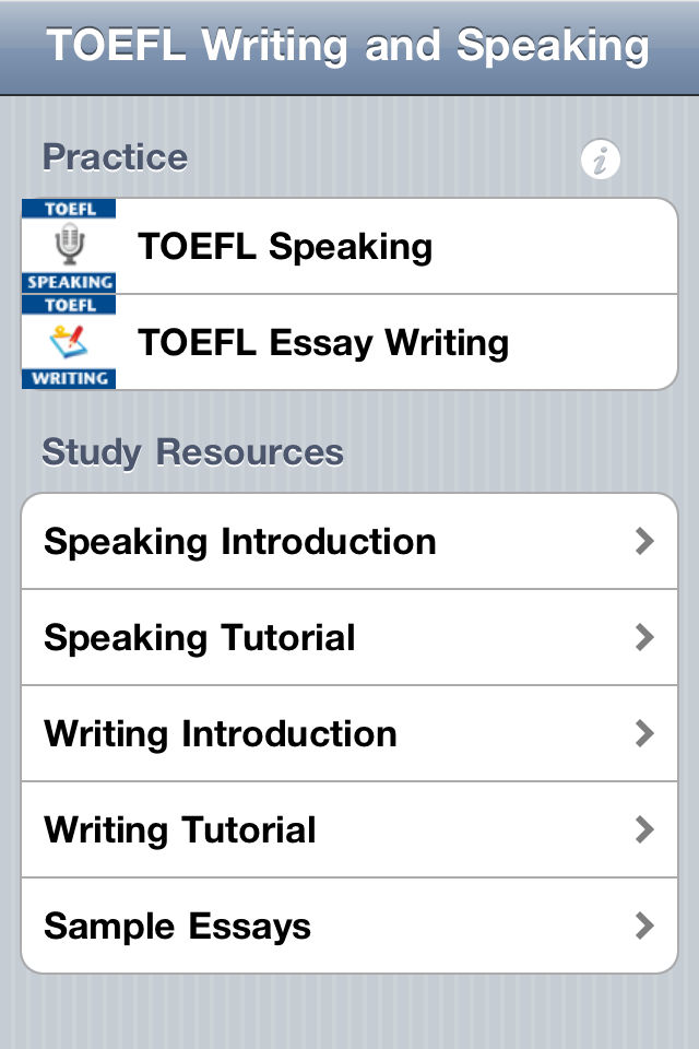 toefl essay conclusion How to write an essay conclusionbasically, writing a conclusion for your essay is like summarizing the main points you discussed in the body paragraphs in your conclusion, you also restate your thesis or main claim.