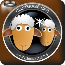 ClonErase Camera - automatic photo manipulation - iOS Store App Ranking and App Store Stats