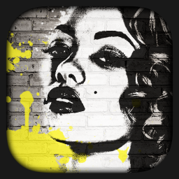 Graffiti Me!™ - iOS Store App Ranking and App Store Stats