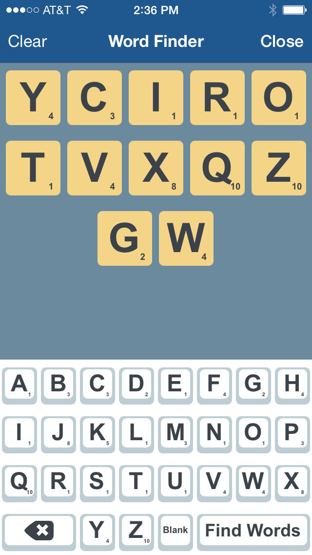 SCRABBLE Dictionary App Ranking and Store Data | App Annie