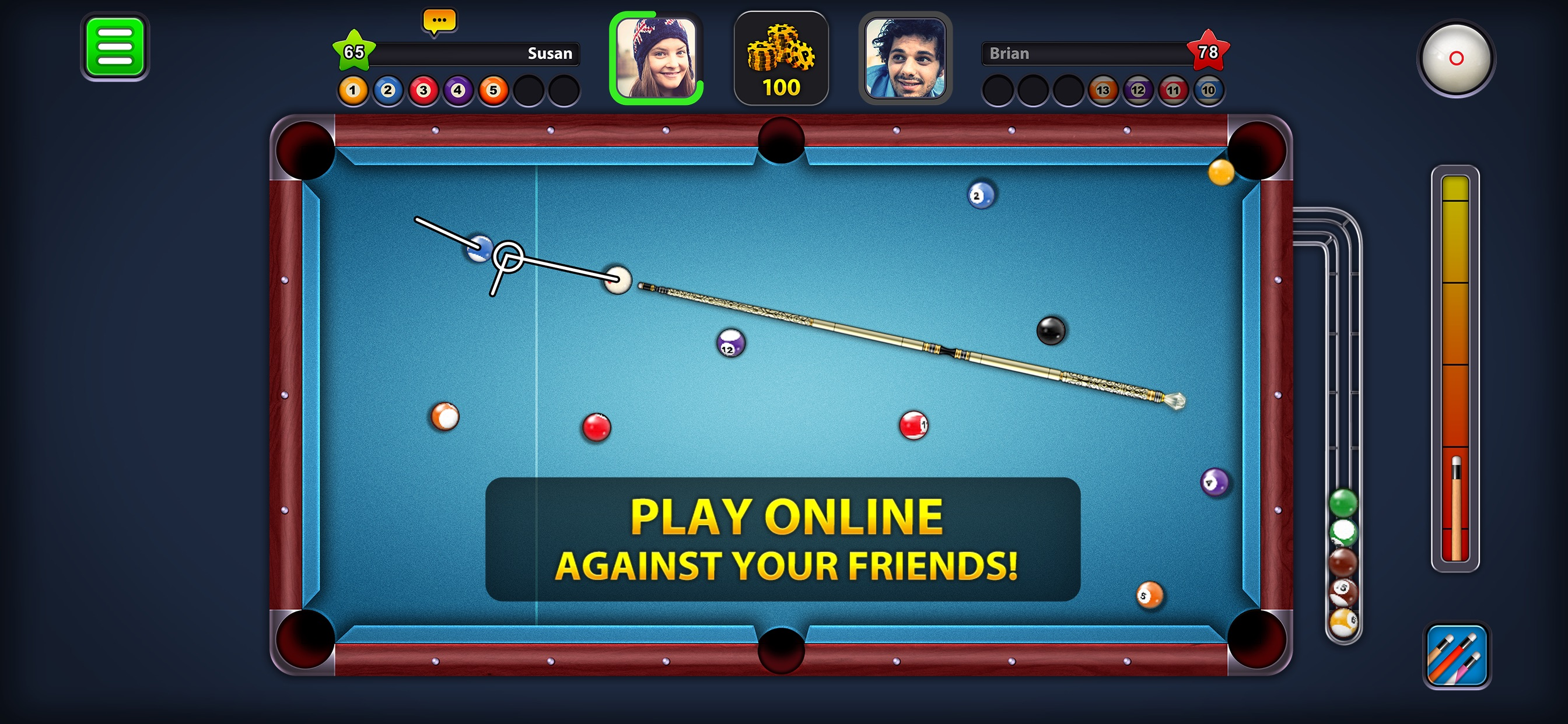 8 Ball Pool hack cheats free coins and cash