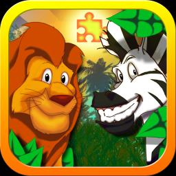 Jigsaw Zoo Animal Puzzle Free Animated Puzzles For Kids With Funny Cartoon Animals App Ranking And Store Data App Annie