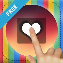 Doubletap Stickers Templates Free - Get 1000's Instagram Likes & Follow4Follow plus Instaliker - iOS Store App Ranking and App Store Stats