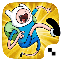 Jumping Finn Turbo - Adventure Time Launcher Game - iOS Store App Ranking and App Store Stats