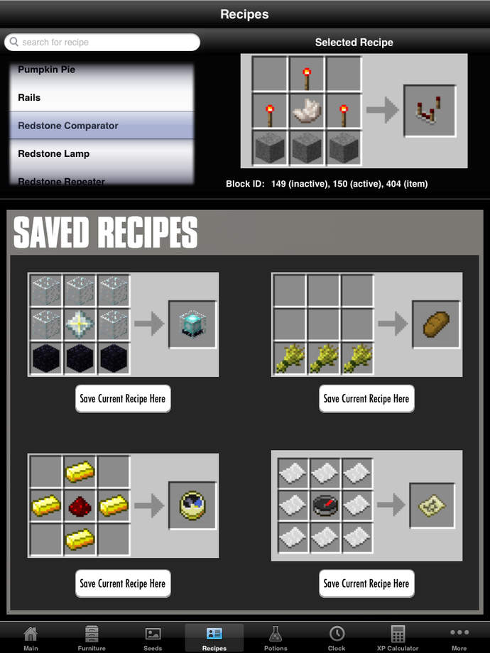Guidecraft Seeds Crafting Guides For Minecraft App Ranking And Store Data App Annie