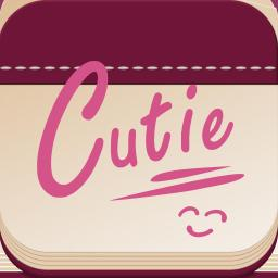 TextCutie - Texting with Photo Caption & Add Font,Sticker,Emoji on Background Pic - iOS Store App Ranking and App Store Stats