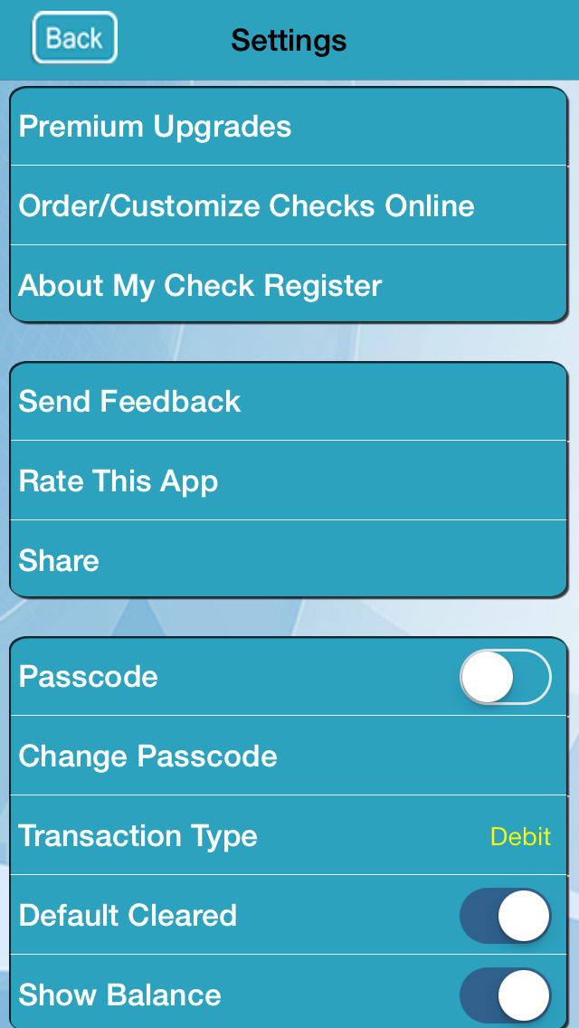 my check register app ranking and store data