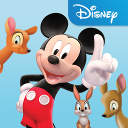Mickey Mouse Clubhouse: Mickey's Wildlife Count Along - iOS Store App Ranking and App Store Stats