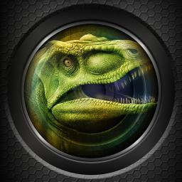 Dino Movie Maker: dFX (Special effects from the new TV show Primeval New World) - iOS Store App Ranking and App Store Stats