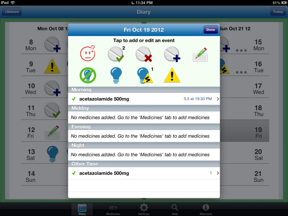 Epilepsy App For Iphone