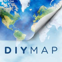 DIY Map GPS (App for World Travelers) App Ranking and Store Data | App Annie