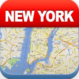 Iphone Map Of New York Offline.New York Offline Map App Ranking And Store Data App Annie