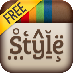 Stylegram - Add Text on Pic Free - iOS Store App Ranking and App Store Stats