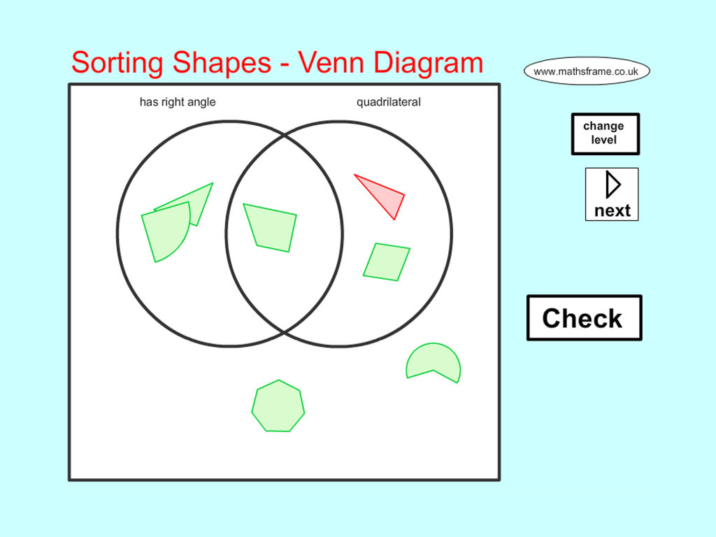 Sorting 2d shapes venn diagram app ranking and store data app annie app description ccuart Image collections