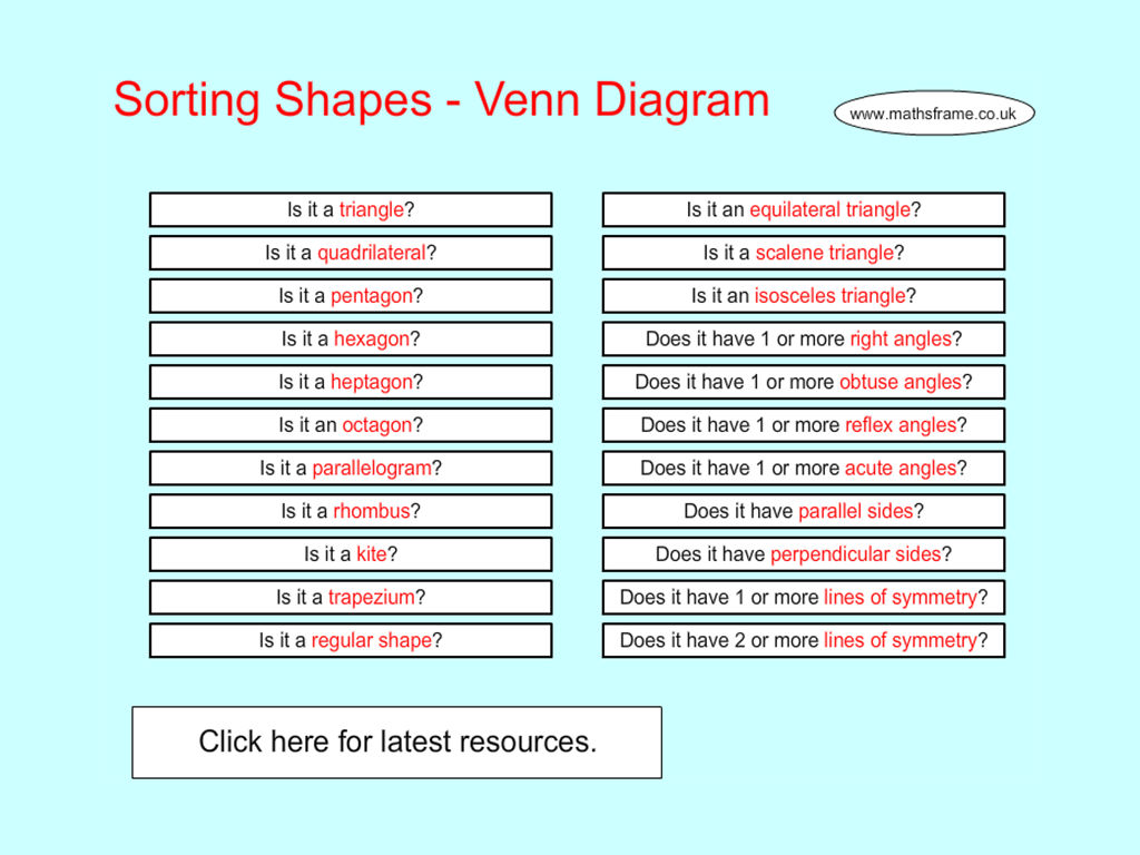 Sorting 2d shapes venn diagram app ranking and store data app annie app description pooptronica