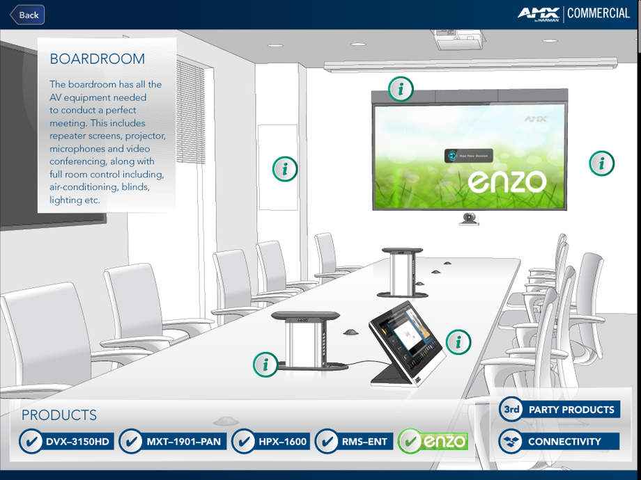 AMX Commercial Solutions IOS Store Store Top Apps App