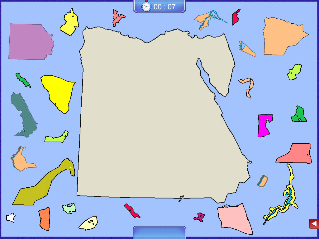 Egypt Puzzle Map App Ranking and Store Data | App Annie