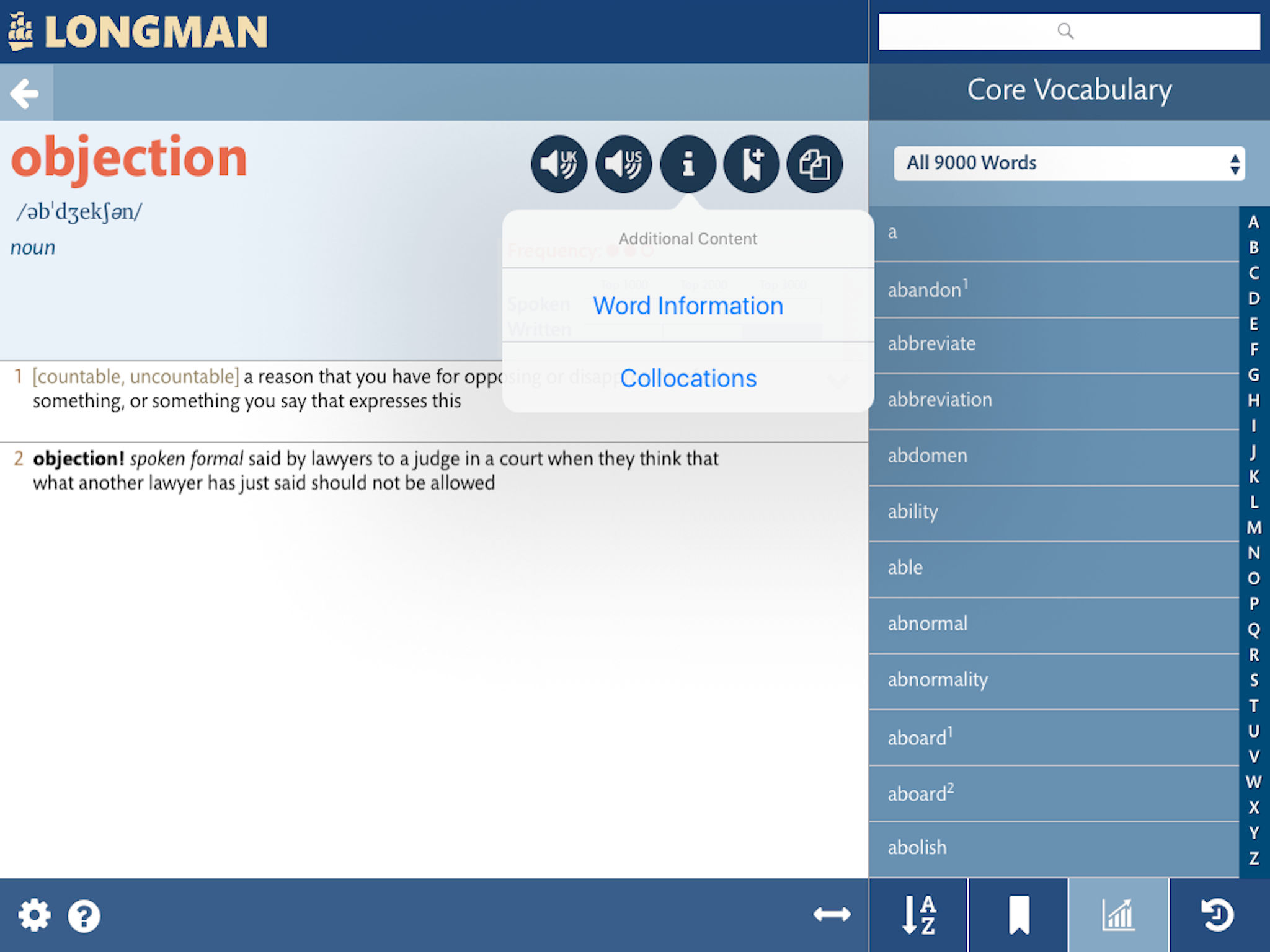 longman dictionary free download app