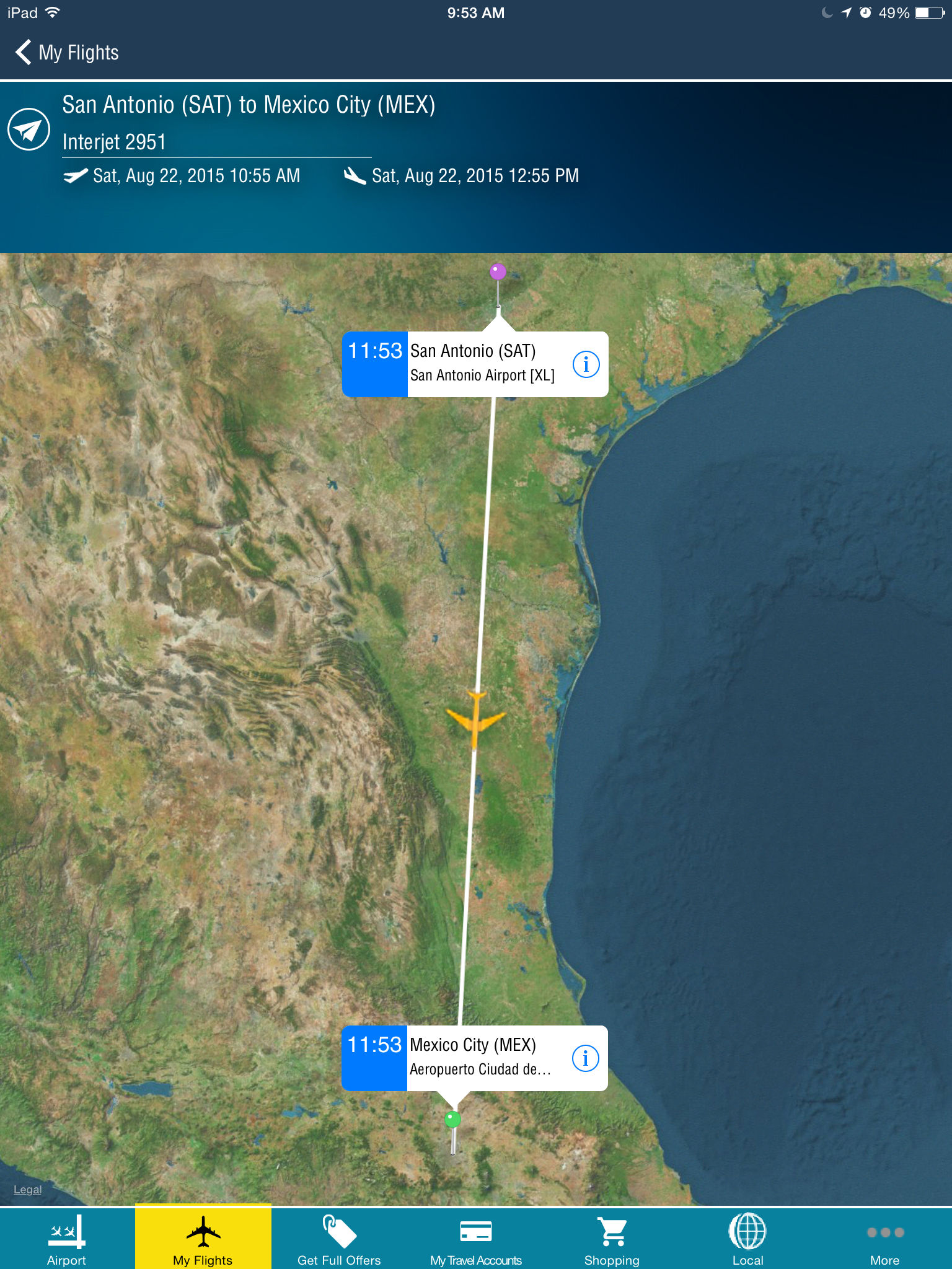 Mexico city airport mex flight tracker mex app ranking and store the app also includes packing plus a checklist for travelers did you remember everything no problems with packing plus that is included along with a gumiabroncs Choice Image