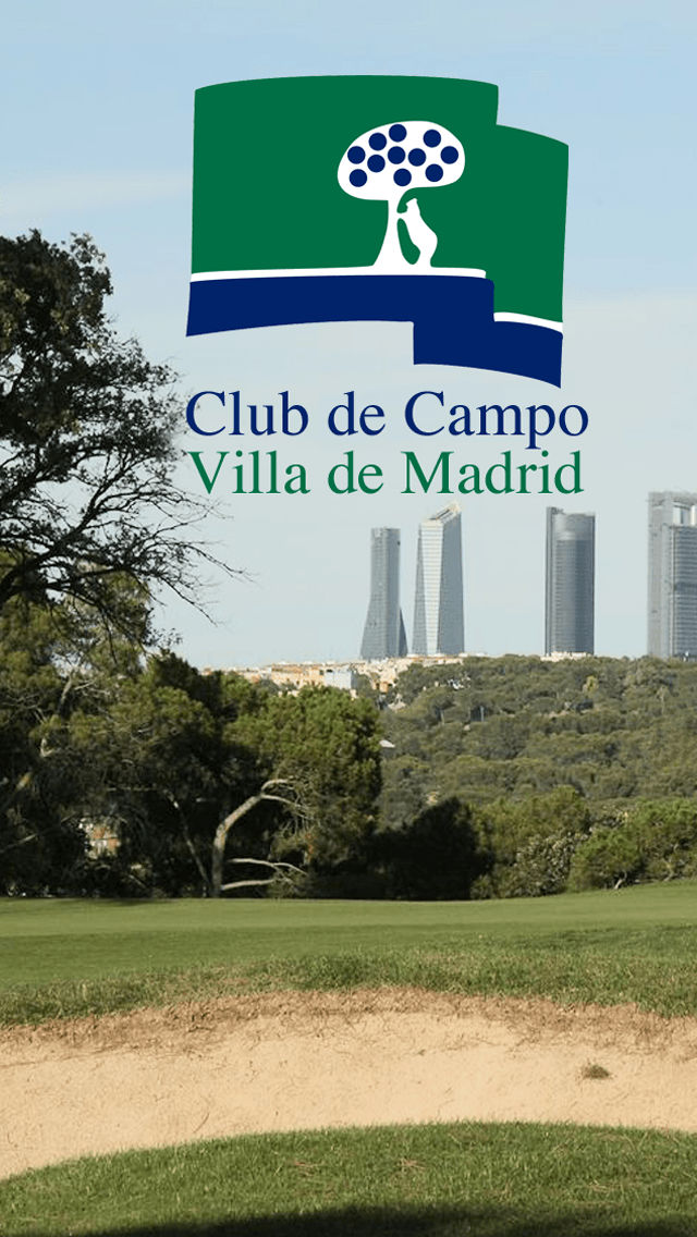 Club De Campo Villa De Madrid Golf