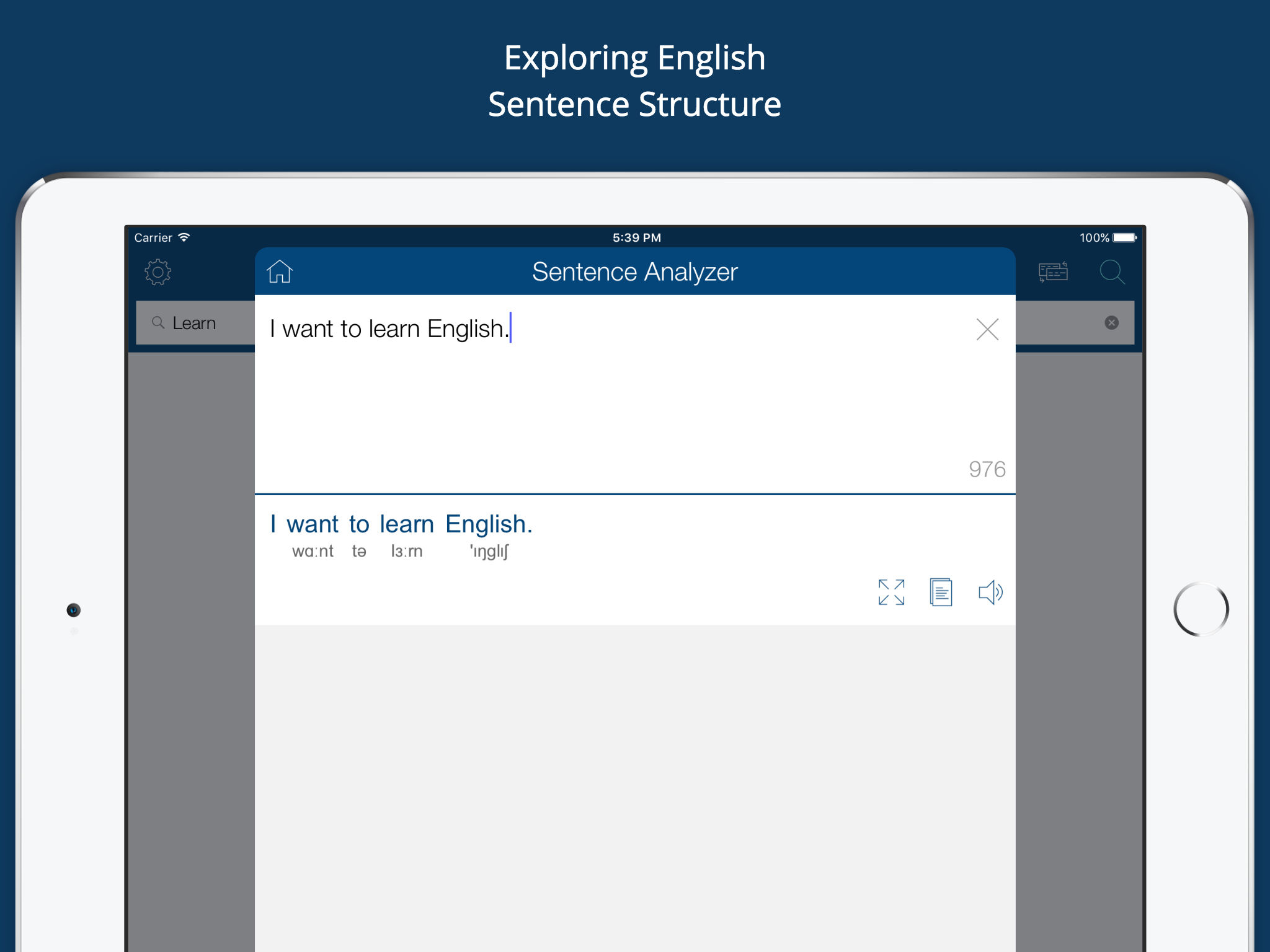 English Dictionary/Translator App Ranking and Store Data