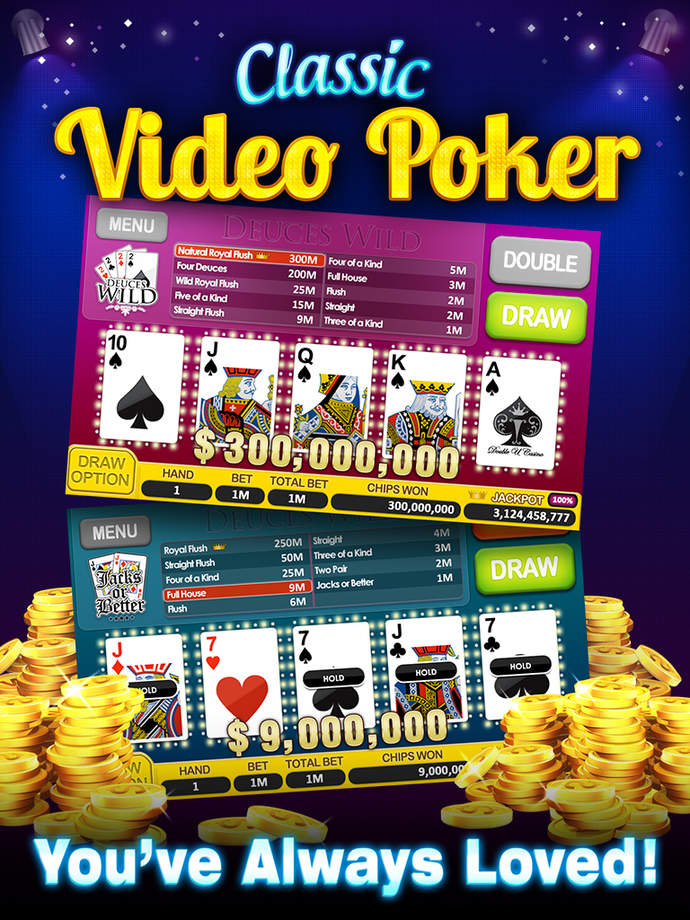 free slots and video poker