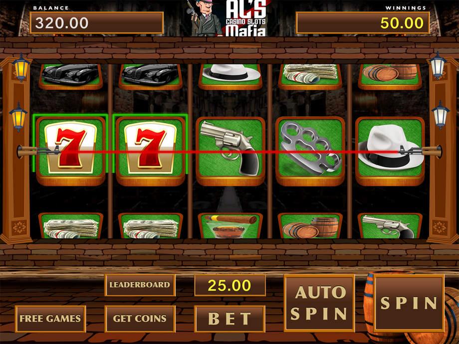 Игровые автоматы онлайн мафия