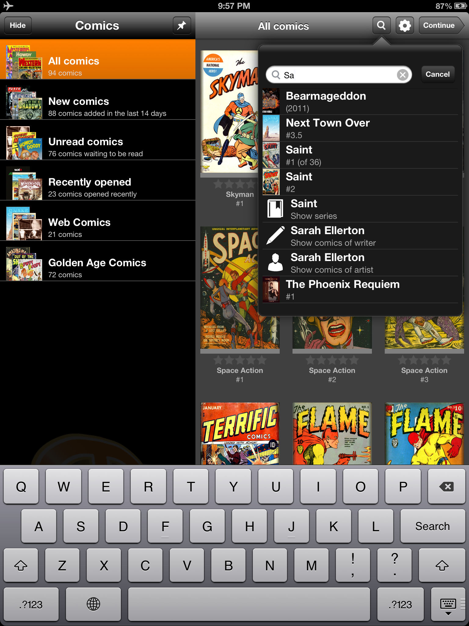 ComicRack App Ranking and Store Data   App Annie