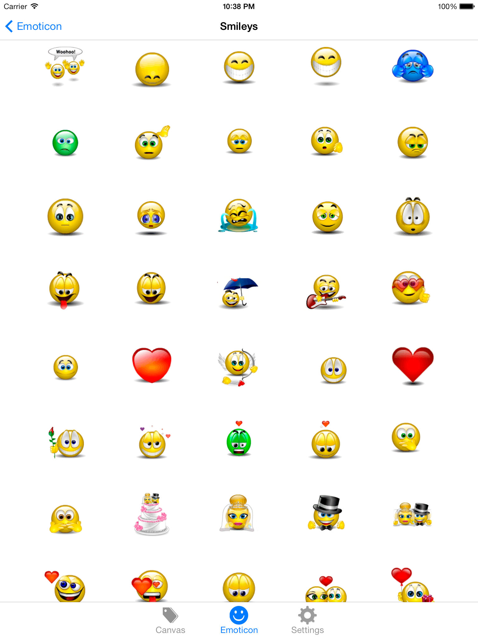 Emoji keyboard 2 smiley animations icons art new hotpop app description biocorpaavc Images