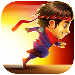 Ninja Kid Run by Fun Games For Free - iOS Store App Ranking and App Store Stats