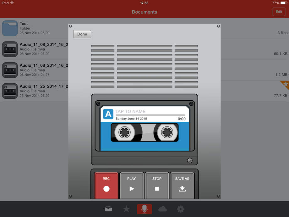 Free Recording App For Iphone