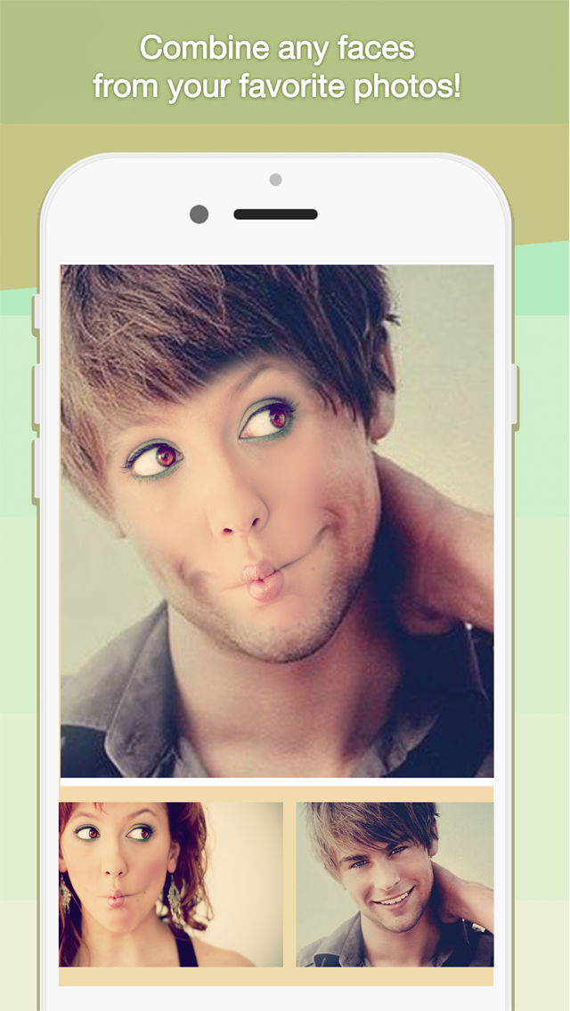 Face Mix Booth: Swap, combine, and fuse faces! App Ranking and Store