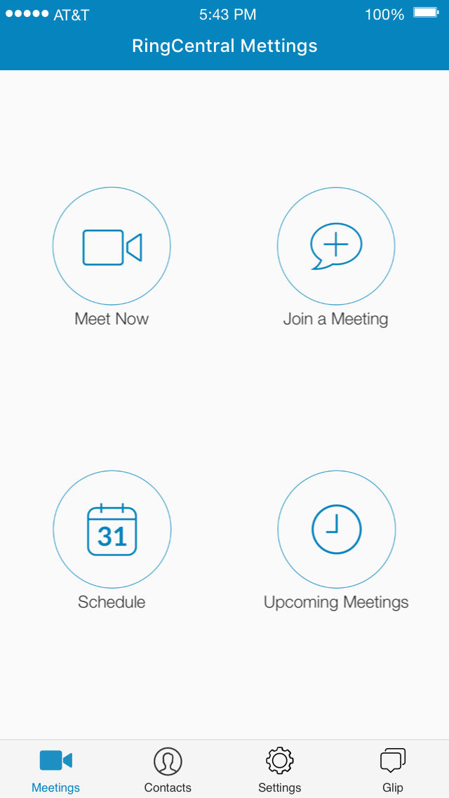 RingCentral Meetings App Ranking and Store Data | App Annie