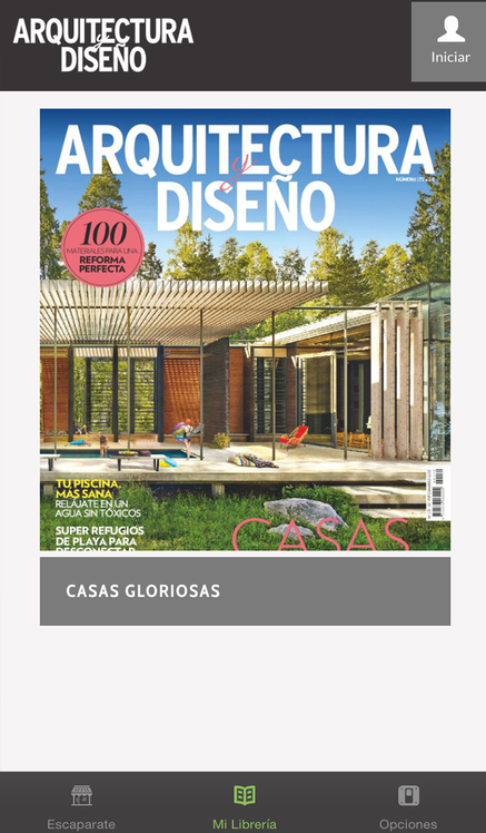 Arquitectura y dise o revista app ranking and store data for Revista arquitectura y diseno