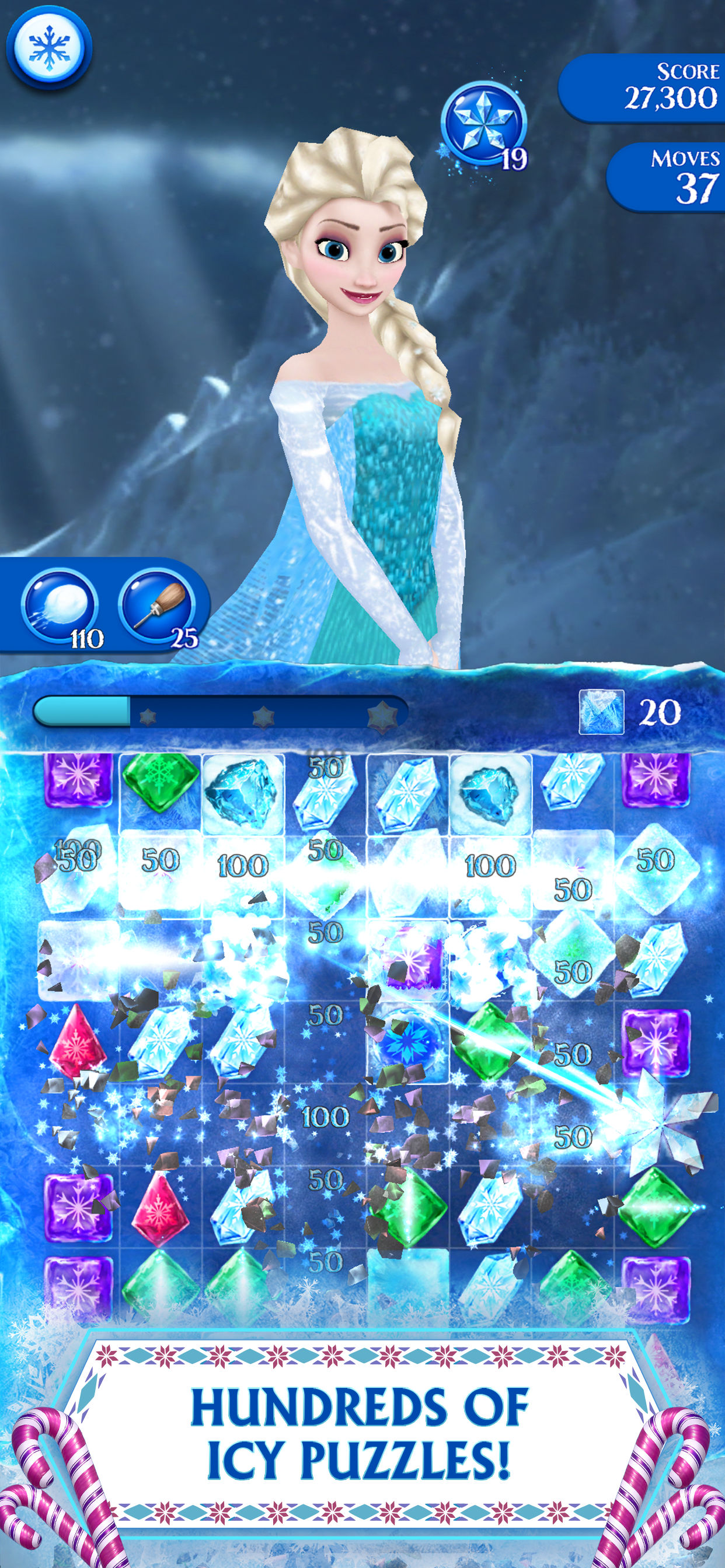 Frozen free fall hack cheats - free snowballs